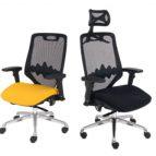 Praktyczny fotel biurowy – piedestał w pracy
