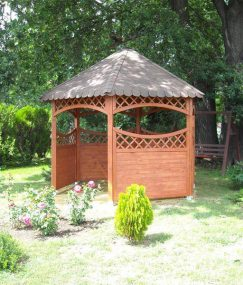 Zachwycająca architektura ogrodów