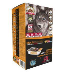 Sprawdzonej jakości, bezpieczna karma dla psów
