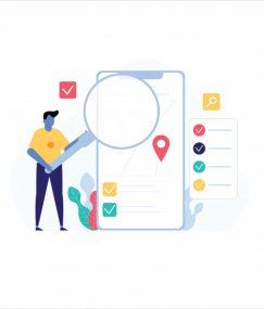 Platforma wirtualna dzięki jakiej można efektywnie wdrażać pozycjonowanie lokalne