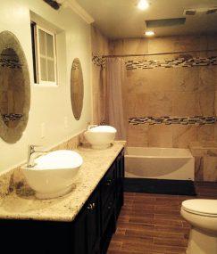 Modernistyczne wyposażenie dla łazienek
